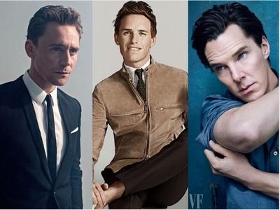 不靠背景闖影壇,自帶「貴族基因」的英國三大男星
