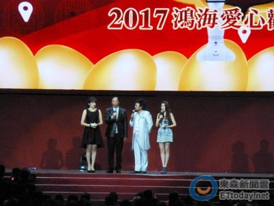 張菲自曝是鴻海股東 郭董建議他抱股到2317年