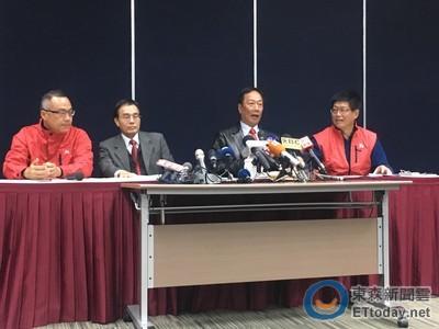 鴻海赴美投資 郭台銘:中國沒給我壓力