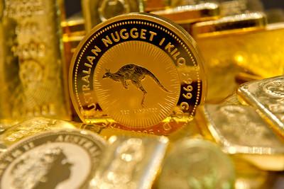Fed漸進加息有利黃金 瑞銀:今年上看1300美元