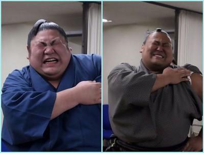 日本相撲協會想展現成員「不怕打針」的模樣,結果相撲哭慘...