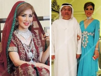 交往五年才驚覺老公是杜拜富豪!60歲美魔女婚後月領220萬