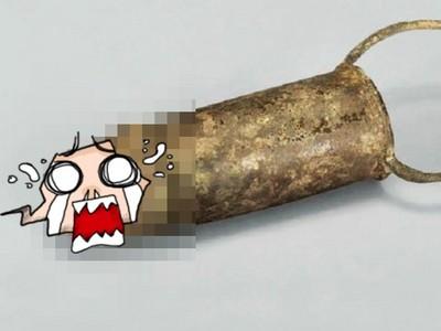 古人愛用「青銅肛塞」抗衰老?專家:可防止生命元氣外洩