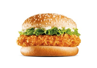 麥當勞「勁辣雞腿堡」買一送一!泰安服務區全新亮相