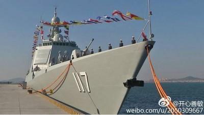 拉法葉級軍艦與解放軍052D撞名