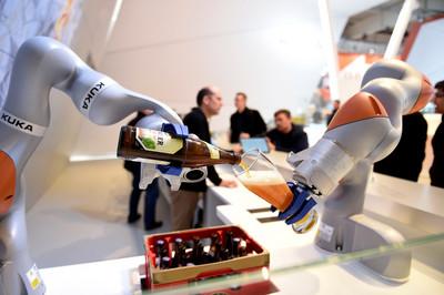 中美貿易戰火拼暫告段落 機器人與自動化產業有望反彈