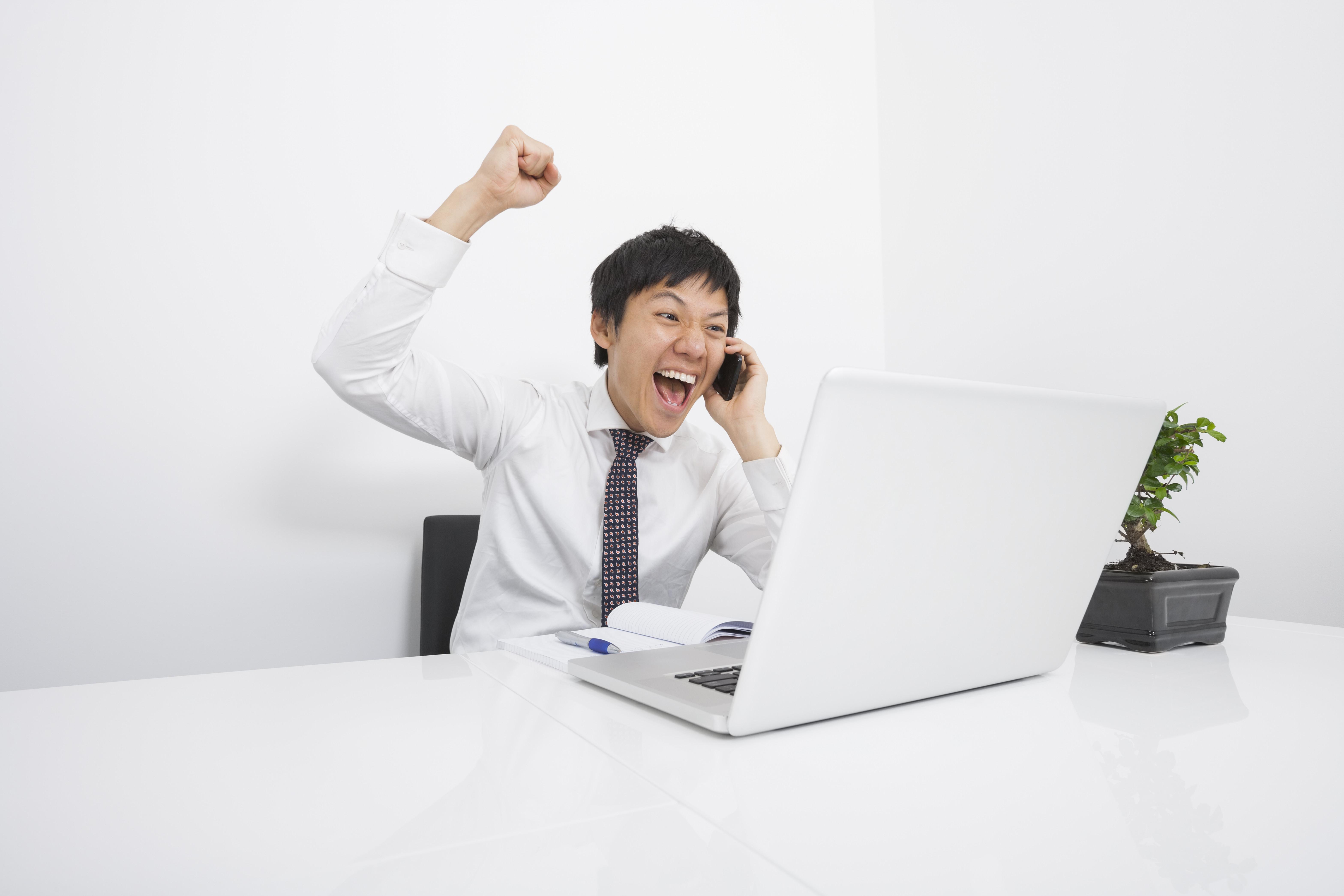 ▲男生、上班族、主管(圖/達志/示意圖)