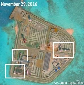 赤瓜礁海戰 解放軍戰實控6島礁