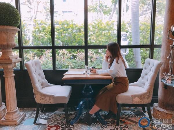 網美也愛這5間高雄咖啡廳 裝潢美又超好拍!