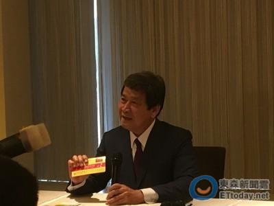 遭控偽造台紙公司章 簡鴻文澄清:一切合法
