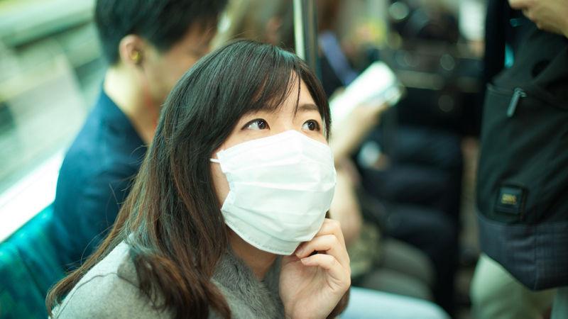 櫻花妹為何喜歡戴著口罩?原來是「她」在7年前拍了這張照片…(圖/翻攝自網路)