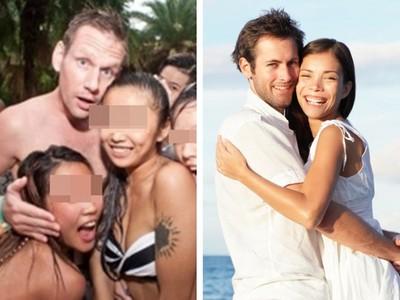 洋男x亞洲女配對率極高?研究證實:雙方重視內在勝過外表