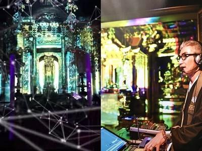 日本法會「魔幻電音超渡」 DJ法師動茲動茲…念經整個潮!