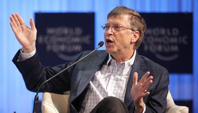 世界首富的人生智慧!比爾蓋茲提14條建議:相信世界會更好