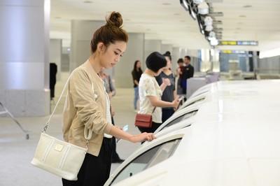 桃機二航廈自助行李託運10月上線