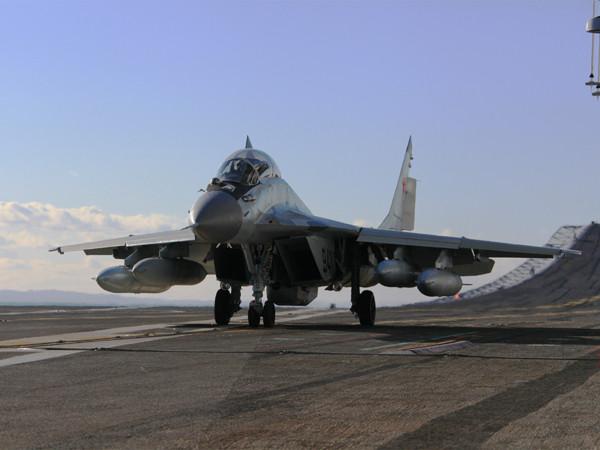 MiG-29,米格-29(圖/翻攝於俄羅斯技術國家集團Rostec)