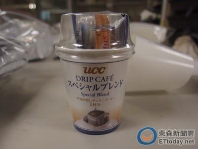 核災食品偷闖關! UCC濾掛式咖啡「糖包」來自櫪木縣