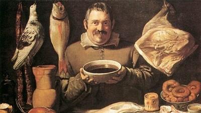 17世紀大胃王傳奇:巡迴演出吃80隻兔子,還有詩人為他做詩