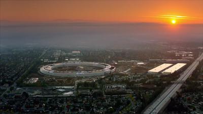 蘋果新總部4月啟用!3個大安森林公園大 光搬家過去要半年