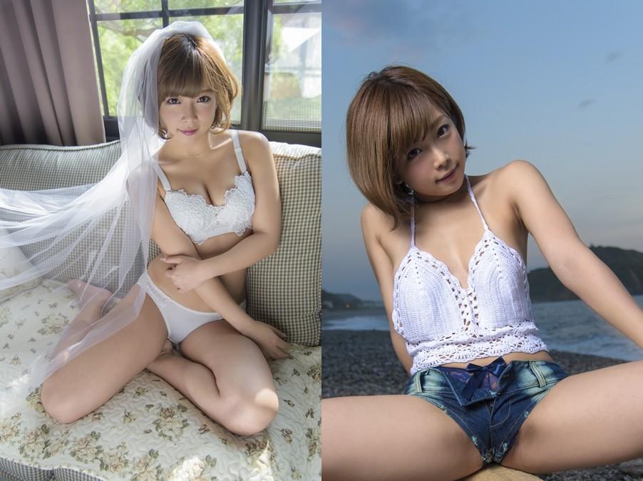 「第一AV女友」紗倉真菜來台秘婚?穿婚紗害羞分享初夜(圖/又水整合提供)