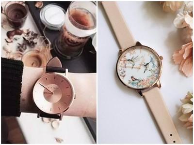 小資族也能擁有高貴錶款 屌打DW的七大平價品牌