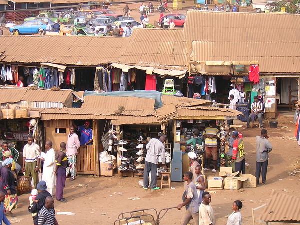 ▲非洲喀麥隆杜阿拉市濱海省商店街。(圖/翻攝自維基百科)