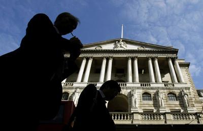 英國央行:英國銀行業有能力應付無協議脫歐和貿易戰