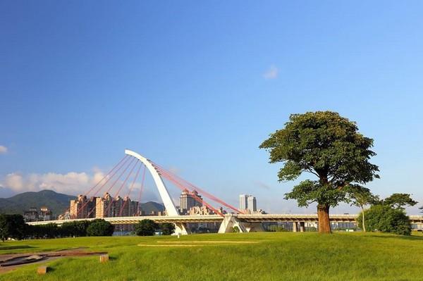 大佳河濱公園(圖/翻攝自台北旅遊網)