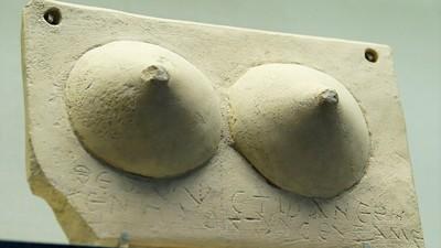 古希臘「生殖器雕像」是啥用途?這對奶讓你不怕得菜花