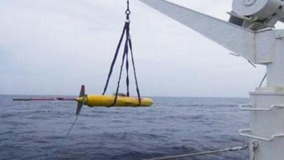 海翼水下滑翔機南海專抓美潛艇