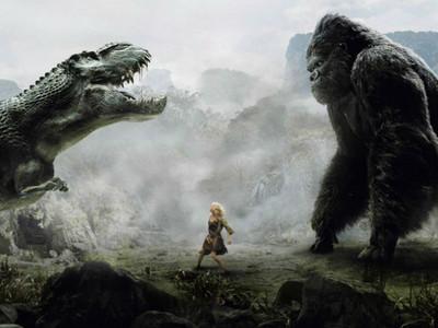 《金剛:骷髏島》成為影史奇葩,只因為「她」演了這個角色