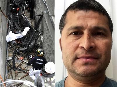 世上最幸運男人:10年前從47樓摔下,「一個直覺」讓他平安活到現在