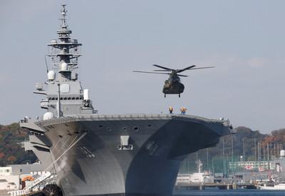 日俄聯合演習 打擊海上恐怖活動