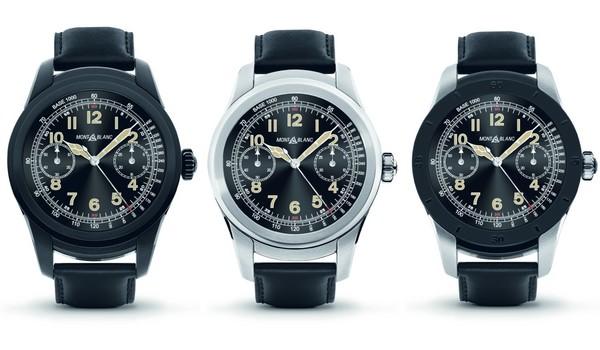 ▲萬寶龍首款智慧腕錶Summit(圖/品牌提供)