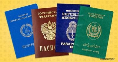 為何護照只有4種顏色?穆斯林國家跟非洲超愛用「綠色」