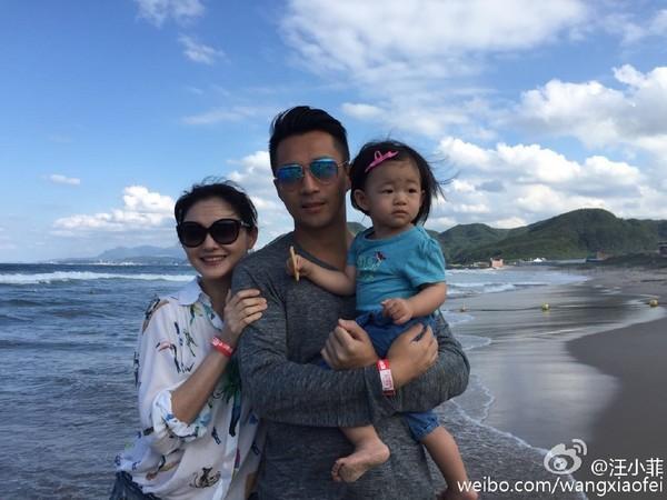 汪小菲告白媽媽、老婆、女兒。(圖/取自汪小菲微博)