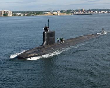 美國戰略司令部:潛艦可安裝低強度核武