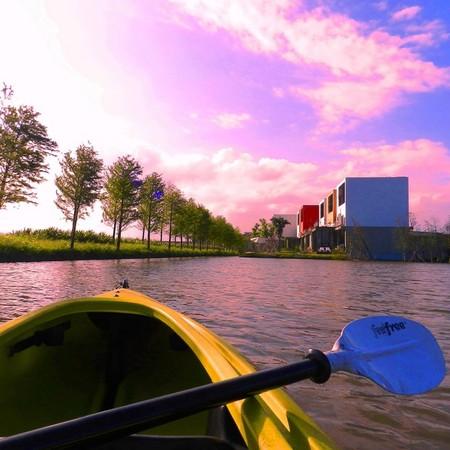 划獨木舟看山光水色!網友最愛的「全台10間特色旅宿」