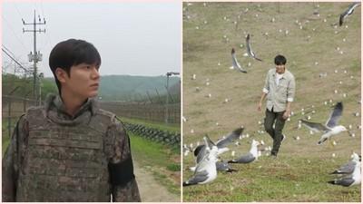 李敏鎬抵-30度低溫當解說員,揭開64年南北韓邊界的神秘面紗