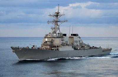 挺美軍介入台海戰爭 民調漲幅成長快