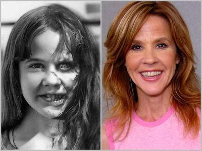 恐怖片中的鬼怪「素顏」後變這樣…《厲陰宅》的女鬼還是很嚇人