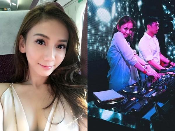劉喬安改行當DJ。(圖/取自DJ Via臉書)