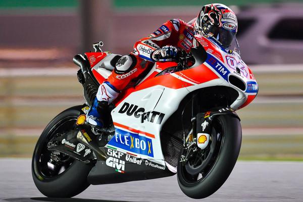 雨神攪局差點沒得看!MotoGP卡達開幕站焦點。(圖/翻攝自MotoGP官網)