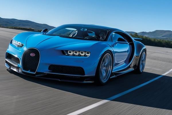 地表最強山豬王 僅需16秒就可加速至321km/h(圖/翻攝自Bugatti)