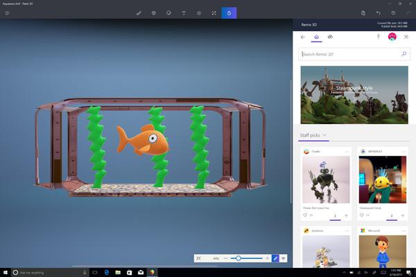 微軟Win10 Creators Update將於4/11開放更新。(圖/翻攝自官網)