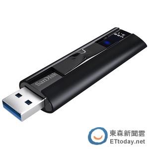 SanDisk推出SSD等級USB隨身碟