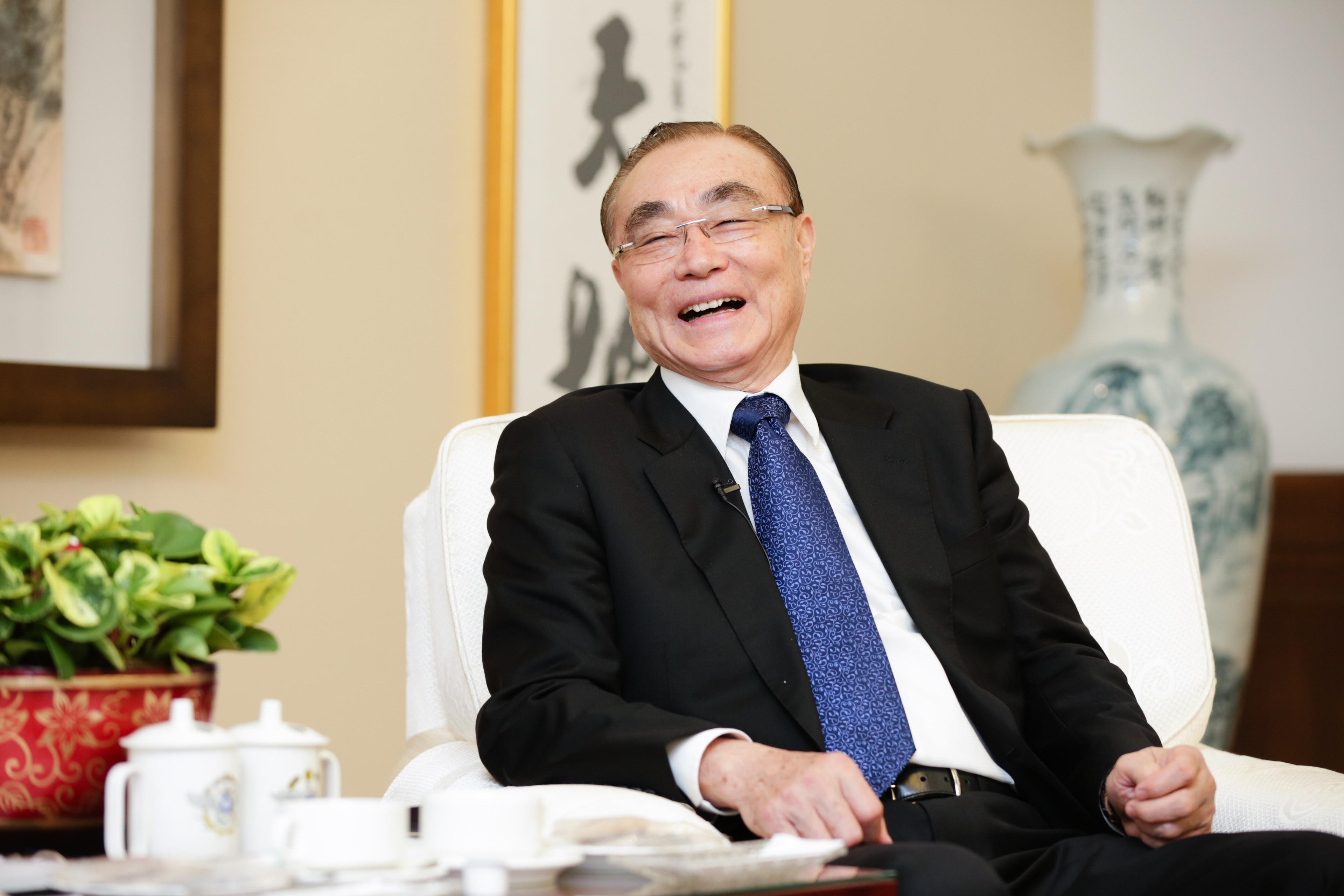 國防部長馮世寬專訪(圖/記者林世文攝)