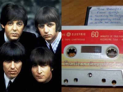 穿越者帶回「平行宇宙的專輯」  證明披頭四還在持續搖滾
