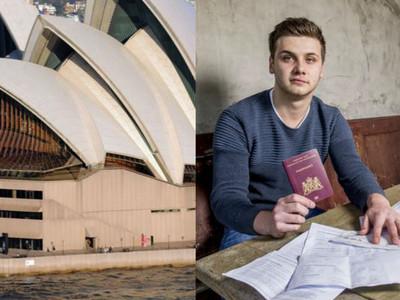以為搶到廉航看歌劇院 小哥下機...發現人在加拿大「雪梨」