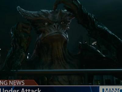 首爾驚傳巨獸恐怖攻擊!魯蛇女背後操弄,怪獸一夕變萌寵